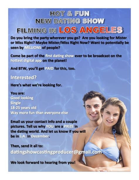 Dating show casting calls in jpg 791x1024